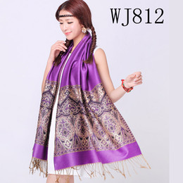 $enCountryForm.capitalKeyWord Canada - Vogue Beautiful Purple Wide Polyester Scarf Shawl Fashion Accessories for Lady WJ812