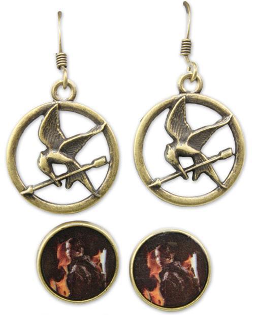 Los Juegos del Hambre Sinsajo Broche ~ Katniss Everdeen - Nuevo en paquete! Regalado!