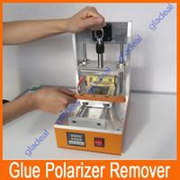 Wholesale Cleaning Loca Glue Remover - LCD Touch Screen Polarizer LOCA OCA UV Glue Adhesive Remove Machine Remover Clean device for iPhone4 4s 5,Samsung,HTC,Sony etc.