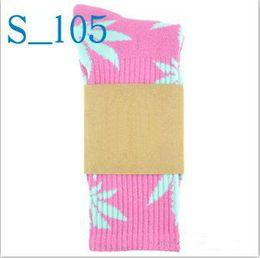 Wholesale Huf Plantlife Sock - Hot sell socks design fashion sock for men and women halloween pack plantlife socks boat hip hop socks free shipping