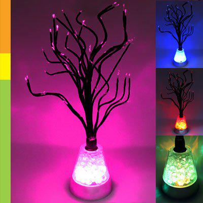 2019 Battery Operated Color Changing Led Tree Blossom Mood