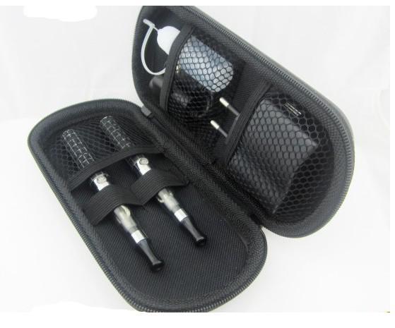 EGO Electronic cigarette Zipper box case big size bag package with Zipper carrying for E cig Joye eGo-T ego--tank E-cigarette