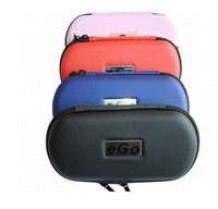 e cig carry toptan satış-EGO Elektronik sigara Fermuar kutusu kasa Büyük boy çanta paketi ile Fermuar taşıma E çiğ Joye eGo-T ego-tank E-sigara