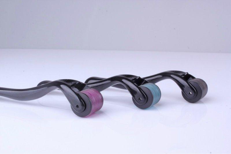 DRS 540 Mikronadeln Derma Roller, Hautpflege Roller Mikronadel Therapie Titan Dermaroller System DHL /