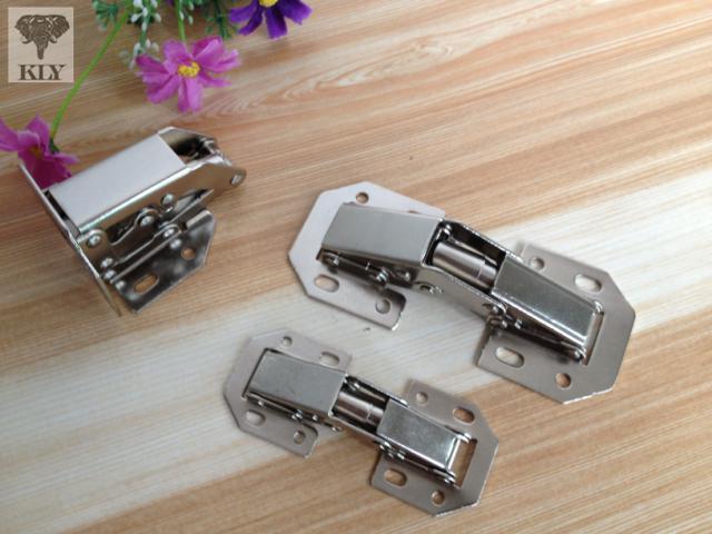 High Quality 3inch Kitchen Cabinet Hinge,door Hinge,furniture Hinge Pack Of 4 Hinges