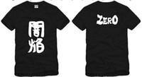 Wholesale Japanese Dark Anime - Free shipping new sale japanese anime Chuunibyou Demo Koi ga Shitai Takanashi Rikka Dark flame t shirt 6 color 100% cotton