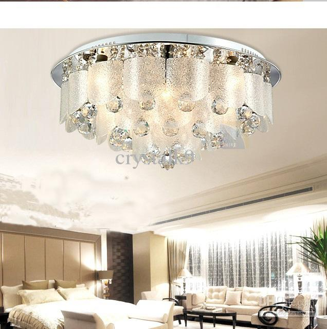 Modern Luxury Ceiling Light LED crystal Chandelier Living Room, Dining Room, Bedroom, Restaurant