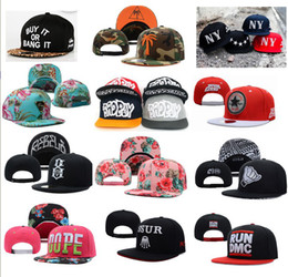 Wholesale Wholesale Teams Hats - CHENCQJ snapback hats custom snapbacks hat teams sports adjustable szie AAA quality drop shipping Hip hop mix order