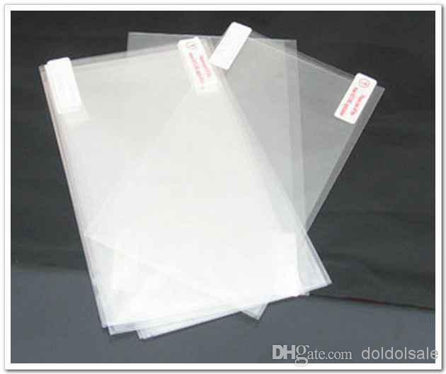 Universal LCD Screen Protector Protective Film 9 inch NOT Full-Screen Size 199x113mm for Tablet PC GPS Mobile Phone