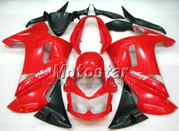 OEM конфеты Красный обтекатель набор для Kawasaki Ninja 650r ER-6f 2006 2007 2008 обтекатели комплекты 06 07 08 er6f ER 6F 650R