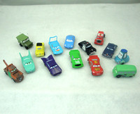Wholesale Pixar Car Figures Full Set - Free Shipping High Quality PVC 14 pcs set Pixar Car Figures Full Set for Gift CRFG003