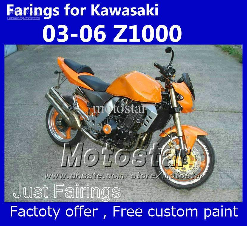 Kawasaki Z S Oem Fairings