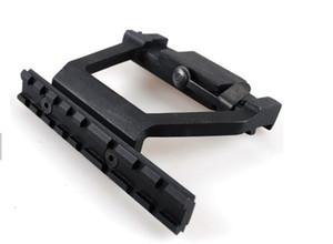 Quick release 20mm AK Side Rail Lock Scope Mount Base for AK 74U free shipping
