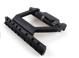 Liberación rápida 20mm AK Side Rail Lock Scope Mount Base para AK 74U envío gratis