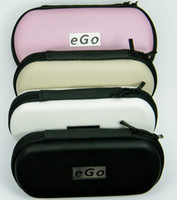 Wholesale Hottest Ego Case with Zipper L M S Size Ego Box Ego Bag for Electronic Kit Cigarette Colors