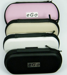 zipper case bag e cigarette Canada - Hottest Ego Case with Zipper L M S Size Ego Box Ego Bag for Electronic Kit Cigarette 10 Colors