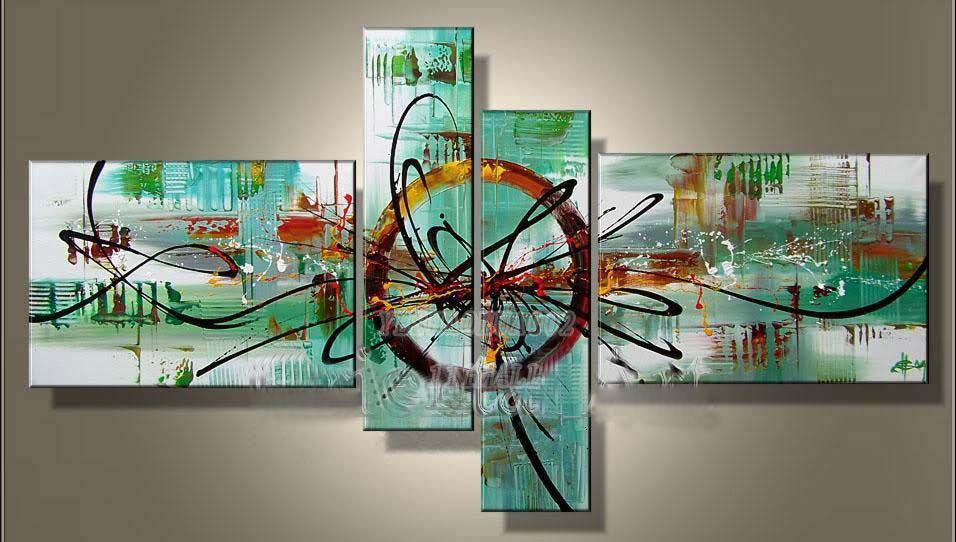 Home Decor Art Ideals - Contemporary - Paintings - indianapolis .