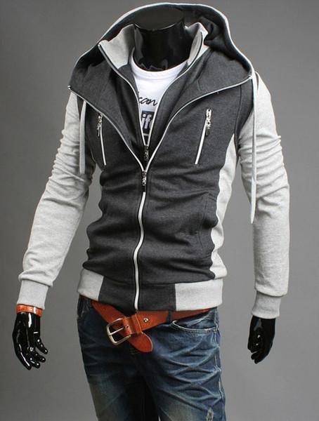 Бесплатная доставка ! новый Assassin's Creed desmond miles Стиль косплей повседневная куртка с