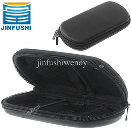 Wholesale Ego Ce5 Case Package - Jinfushi Zipper Case Bag Pouch ego Pockets Electronic Cigarette Package e cigarette ego case e cig bag for ce4 ce5 and ego battery ego box