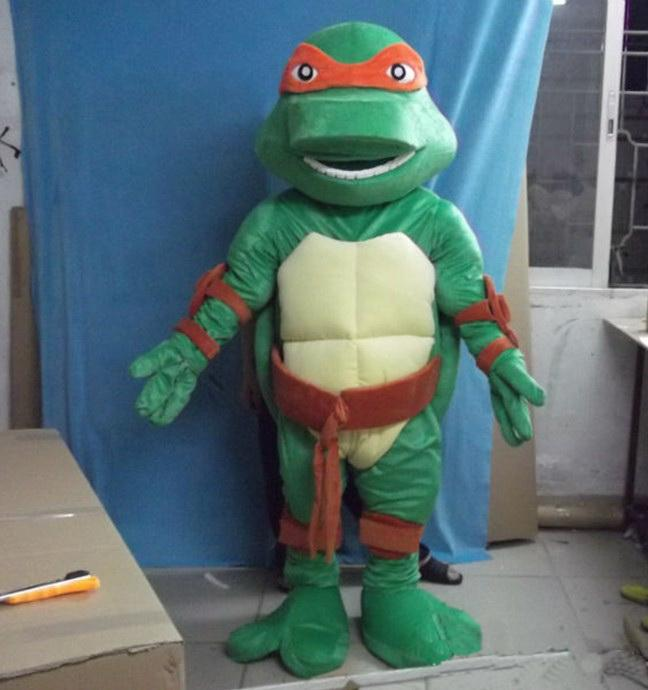 Teenage Mutant Ninja Turtles Mascot Costume Fancy Dress Outfit Sports  Mascot Costumes Bird Mascot Costume From Wjsk588, &Price