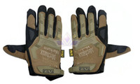 Wholesale NEW full finger cycling gloves outdoor tactical gloves US Seal Army Military Gloves free shippin