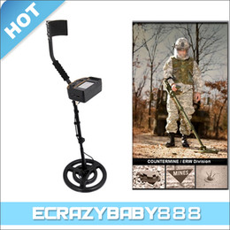 Wholesale Detector Metals - High Performance Treasure Hunter Metal Detector for Standard Precious Metal Gold Prospecting with 4 inch LCD Screen Security Super Scanner