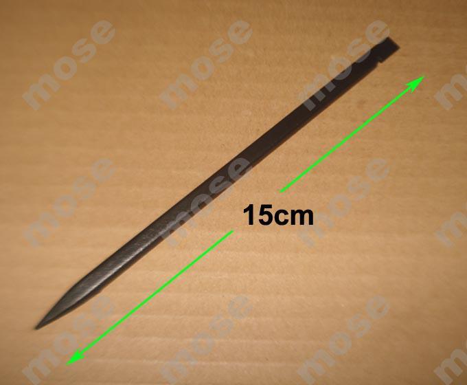 Black / Blue 15CM Antistatic Plastic Flexible Flat Cable Pry Tool Spudger Bar Crowbar Repair Prying Tools for Phone Tablet PC