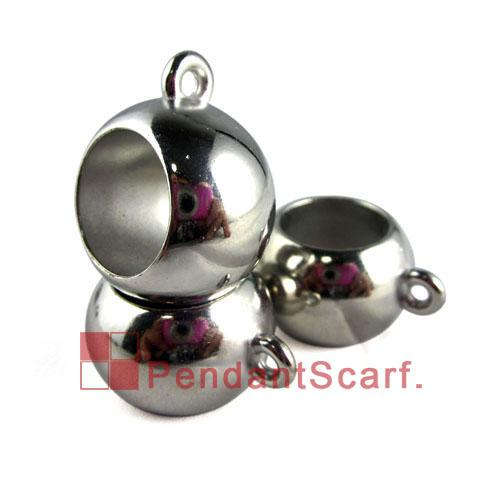 / Hot Fashion DIY Bijoux Collier Écharpe Résultats Shine Argent En Plastique CCB Perles Charme Perle Accessoires, Livraison Gratuite, AC0040