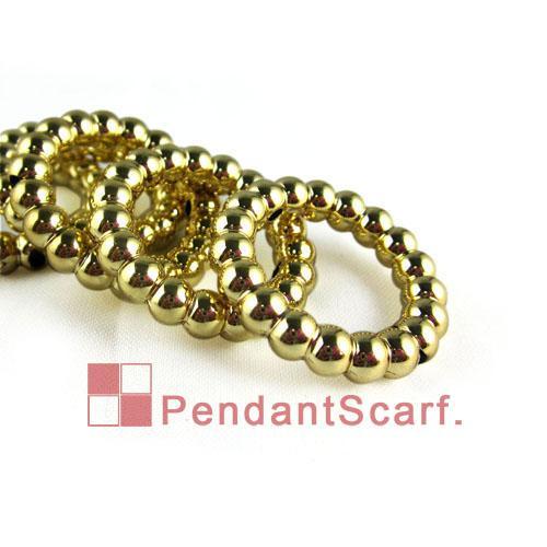 / heiße Art und Weise DIY Schmucksache-hängende Schal-Entdeckungen goldener Plastik CCB runden Kreis-Charme-Ring-Zusätze, freies Verschiffen, AC0032B