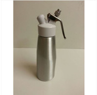 NUEVO 500 ml Whip Café, Postre, Crema Fresca, Mantequilla, Dispensador Whipper Foam Maker Metal