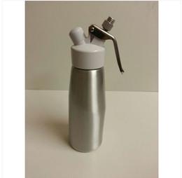 Wholesale Metal Whips - NEW 500 ml Whip Coffee ,Dessert ,Fresh Cream, Butter, Dispenser Whipper Foam Maker Metal