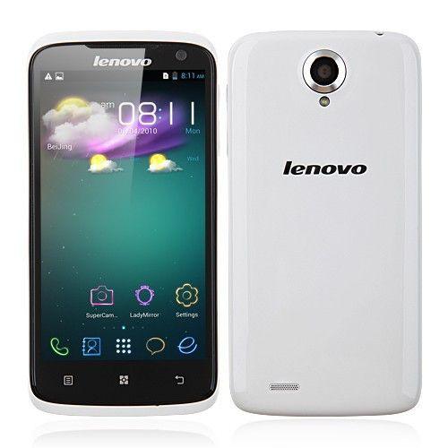 Lenovo S820 android phone MTK6589 Quad core 1.2GHz 1G RAM 4G ROM 4.7inch IPS 1280x720 Dual SIM GPS WCDMA 3G 13.0MP Camera