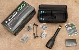 Wholesale Green Designator - Laser Genetics ND3 X50 Long Distance Green Laser Designator w  Adjustable Scope Mount