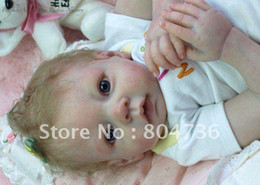 """Wholesale Dolls Reborn Baby Kit - Wholesale - Reborn Baby doll kit -Vinyl head ,3 4 arms and legs for 20-22"""" baby"""