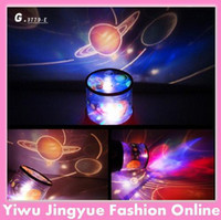 Wholesale Star Night Lamps - Free Shipping Gifts led Star Projector Lamp night light constellation lover star master decorating lamp