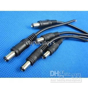 DC Connector Cable Plug Male For 3528 5050 RGB LED Strip Remote Controller