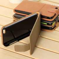 Le plus récent UP et Down Open Leather Skin Cover Retro Weave Flip Leather Case Restore Ancient Ways Shell pour Iphone5C 5C Iphone 5 Livraison gratuite