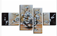 Wholesale Olo Art - Large Wall art handmade Abstract mordern oil paintings on canvas, wholesale oil paintings oLo PS_043