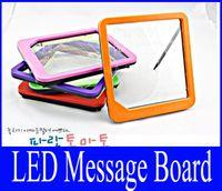 Wholesale Led Illuminated Board - Wholesale - Illuminated LED Message Text Writing Board Display home office christmas gifts