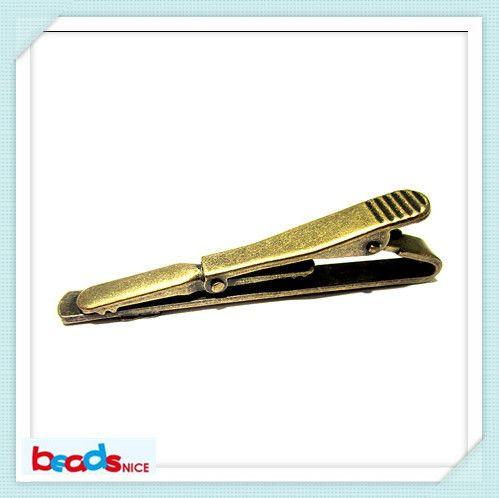 Beadsnice ID24983 зажим для галстука латунь высокое качество дешевые зажимы для галстука Оптовая идеальный подарок для мужчин никель-свинец-сейф