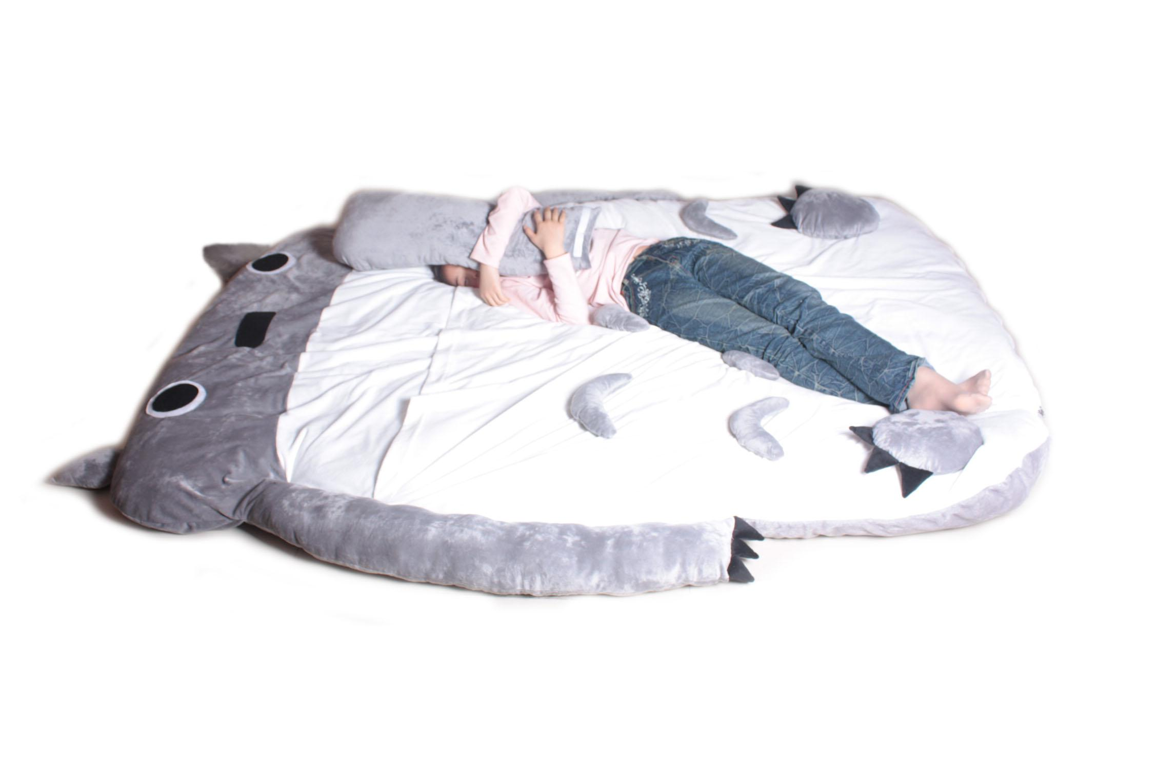 Wholesale My Neighbor Totoro Bed Kids Toys Totoro Double Bed