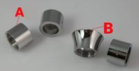 anillo adaptador cigarrillo al por mayor-El anillo adaptador más nuevo ViVi Nova Atomizer conector anillo 3.5ml 2.0ml adaptador vivi nova para EGO Battery Electronic Cigarette Ring