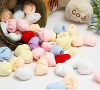 Wholesale Cotton Candy Free Shipping - Free Shipping Children's Candy socks stockings baby socks Kid Socks 150pair=300pcs Lot