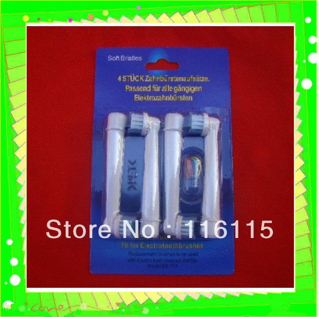 4ps Freeship Eb17 4 Neutral Package Electric Toothbrush