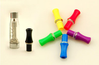 Wholesale Ego Ce5 Brand - Brand New Electronic Cigarette Accessories for Ego Serise CE4 CE5 CE6 Cartomizer Atomizer Gadgets 510 Mouth Mouthpiece Drip Head Tip
