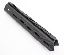Wholesale Drss Badger Ordnance Stabilizer Handguard AR15 Rifle Length Short Black RS BK
