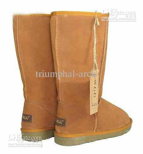 High Quality Tall Women s Boots WGG Chestnut Boots Womens Boots Snow Boots  Winter Boots Leather Boots Lady Boots Online with  45.26 Piece on ... 7db0fe2140aa