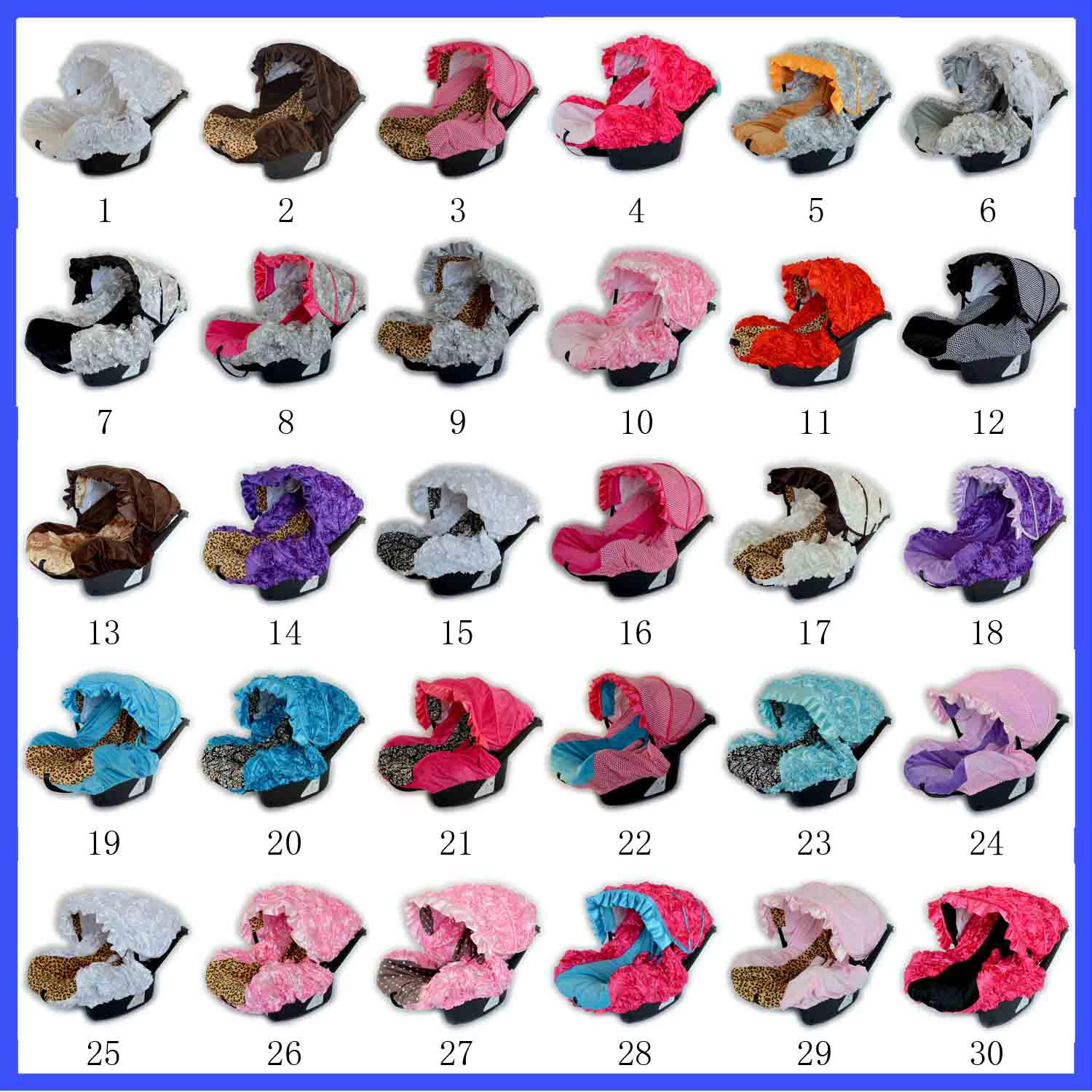 2018 Cheap High Quanlity Fluffy 3d Hot Pink Rosy Infant Car Seat Canopy Cover Fit Most Wholesale Infant Car Seat Many Colors 08 From Happychildren ...  sc 1 st  DHgate.com & 2018 Cheap High Quanlity Fluffy 3d Hot Pink Rosy Infant Car Seat ...