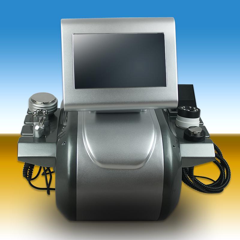 6in1 Ultrasoic Liposuction Cavitation Lipo Laser Radio ...