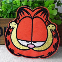 Wholesales~10 Pieces Cartoon Garfield Head (9 x 8. 5cm) Kids ...